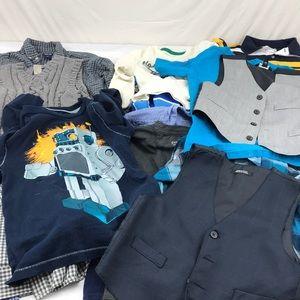5lb lot of sz 6/7 boys clothing lot